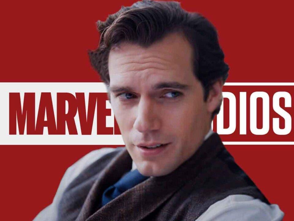 Henry Cavill podría fichar por Marvel Studios para un personaje brutal