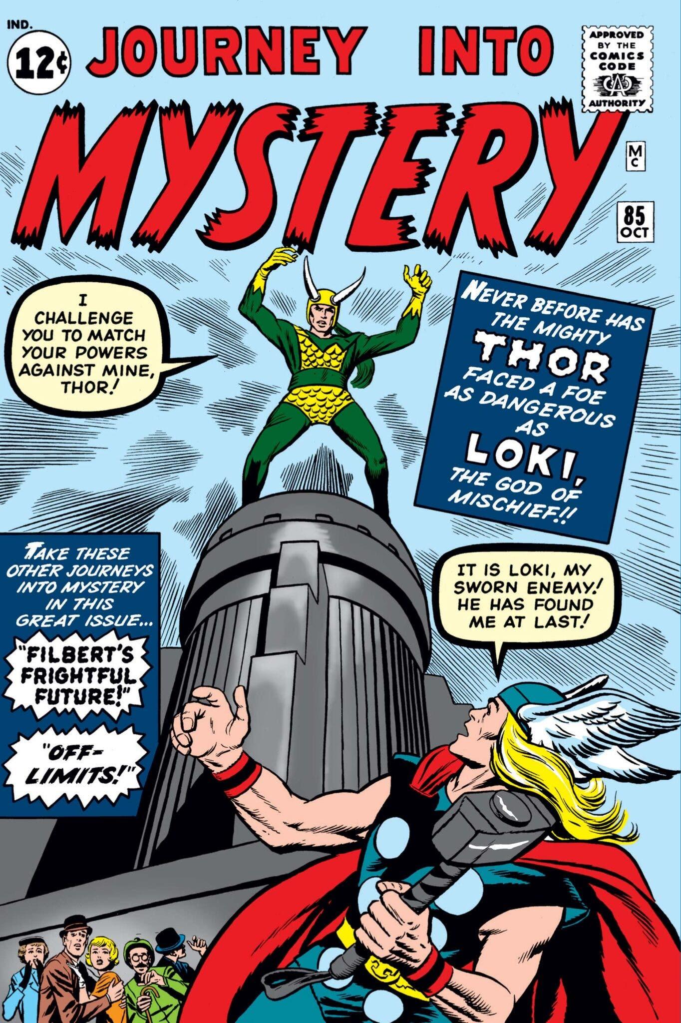 Journey into Mystery 85