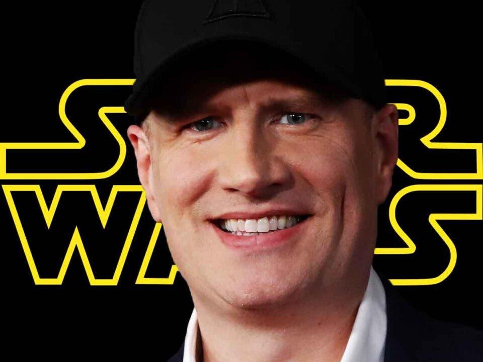 Kevin Feige, jefe de Marvel Studios, no influirá en las películas de Star Wars