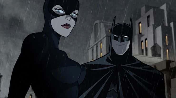 Lanzan nuevas imágenes de Batman: The Long Halloween