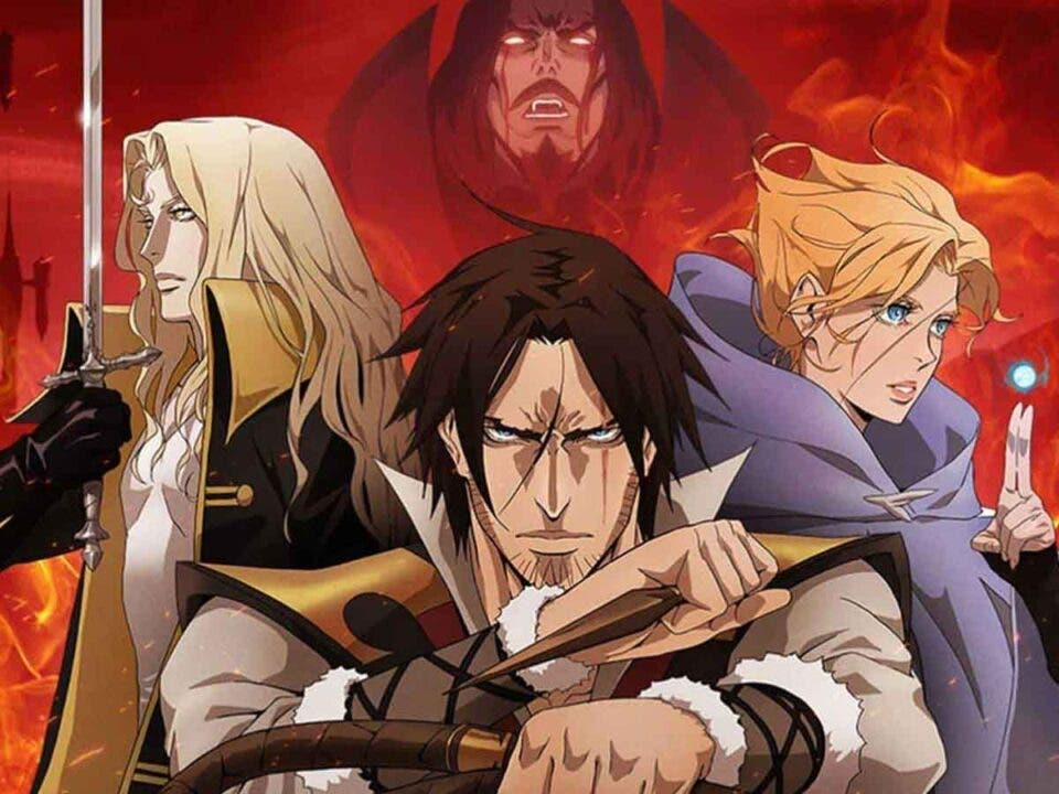 The new Castlevania-based series will drive fans crazy