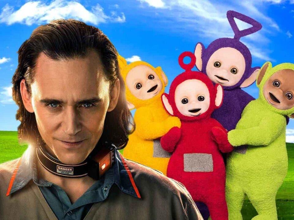 La serie de Loki tendrá influencia de Los Teletubbies