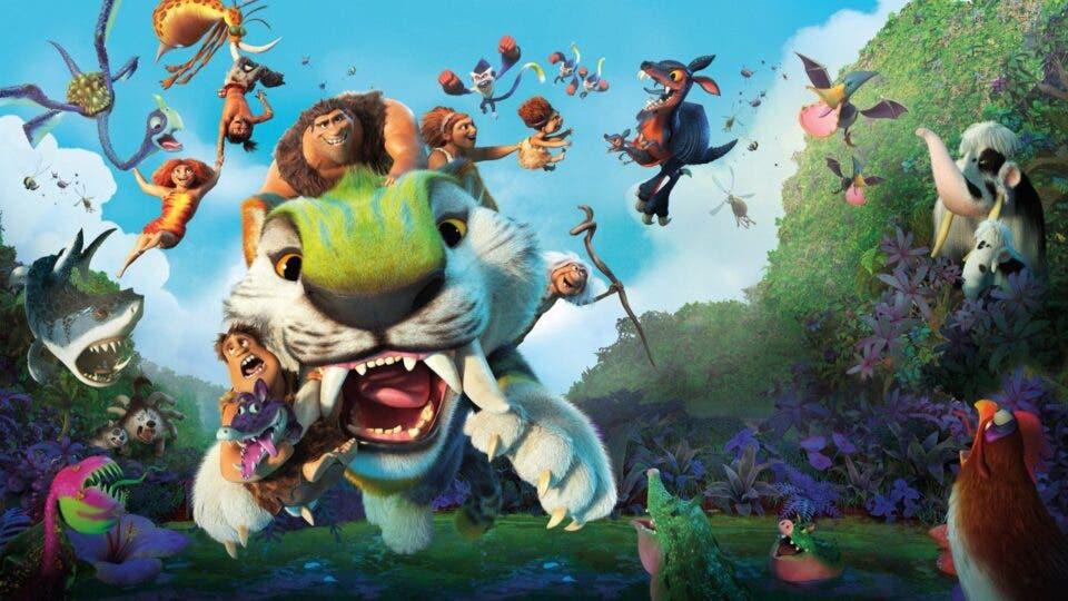 Los Croods 2: Una nueva era Blu-ray