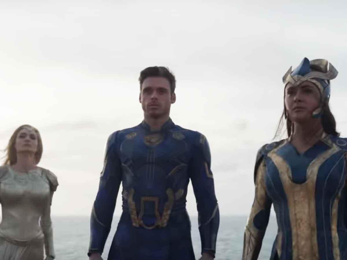 Los Eternos de Marvel Studios ¿Qué es la Unimente?