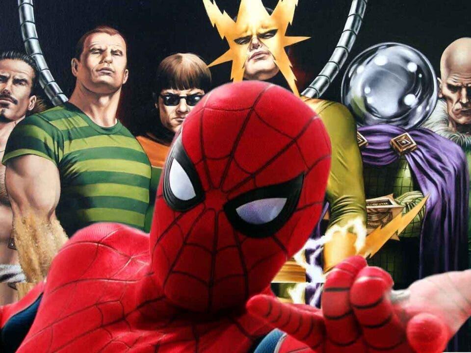 Los seis villanos que podrían aparecer en Spider-Man: No way home