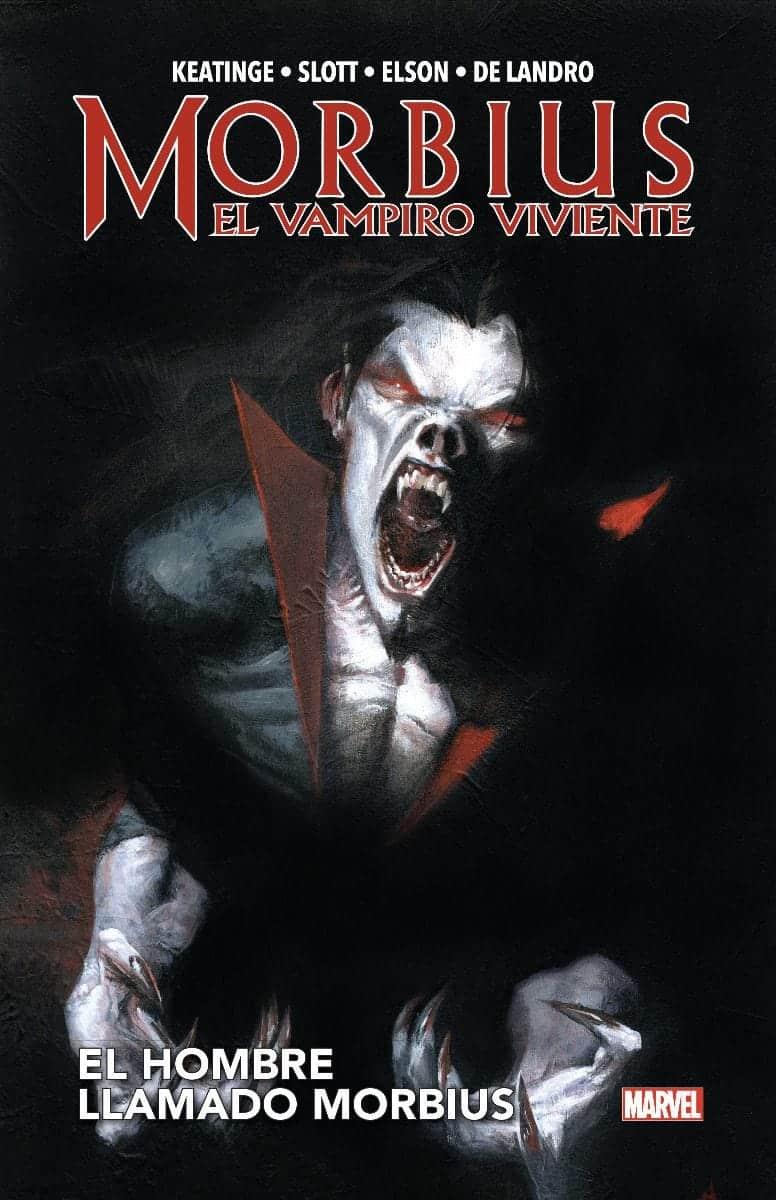 Marvel Omnibus. Morbius: El Vampiro Viviente