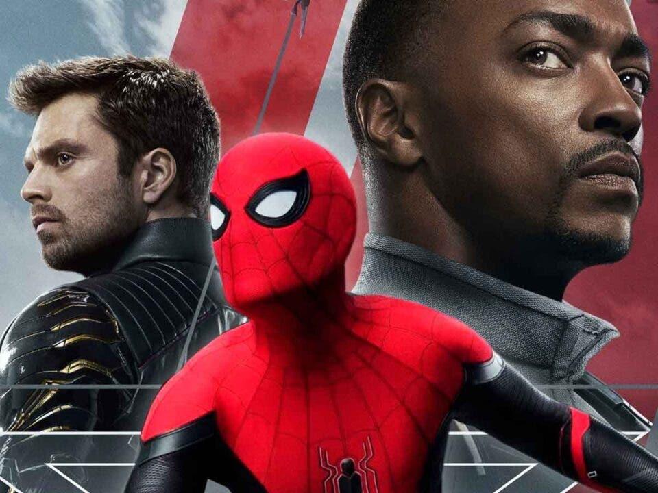 Motivo por el que Spider-Man no está en la serie Falcon y el Soldado de Invierno