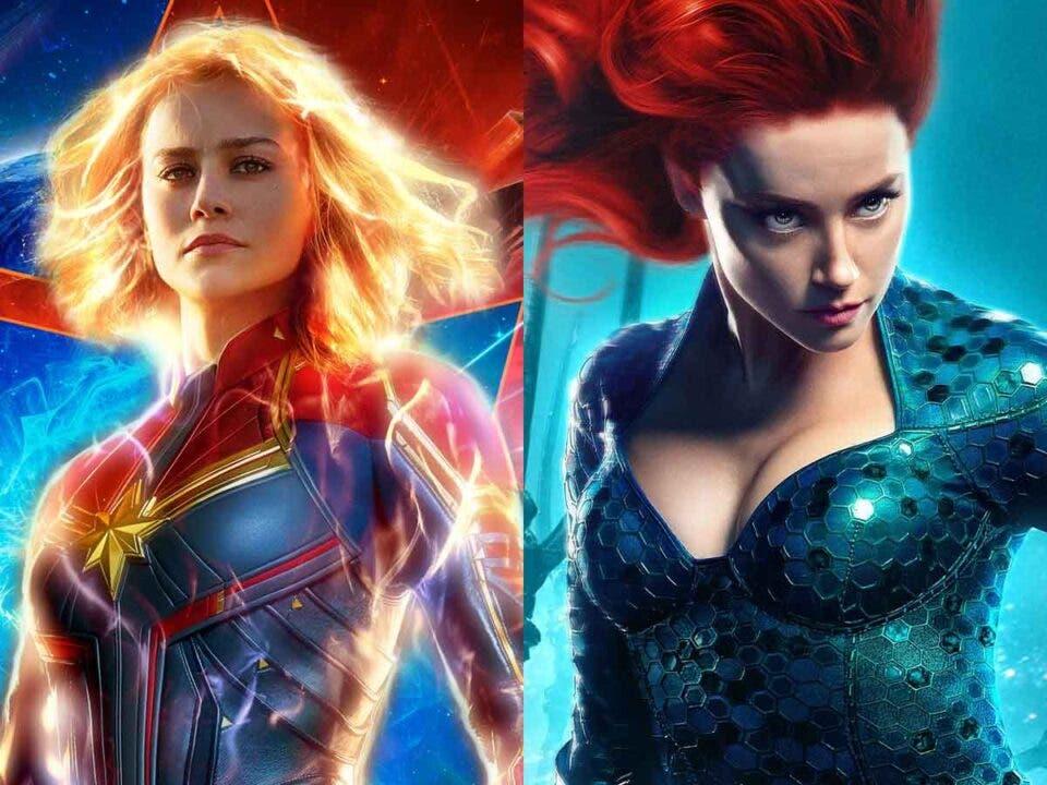 Netflix hará una nueva película con Brie Larson y Amber Heard