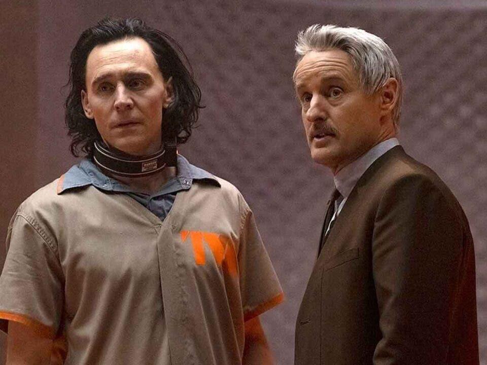 Owen Wilson está brillante en Marvel Studios