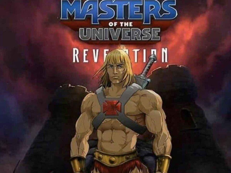 Primeras imágenes de Masters of the Universe: Revelation