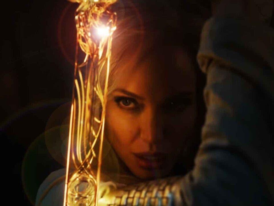Primeras imágenes oficiales de Los Eternos de Marvel Studios