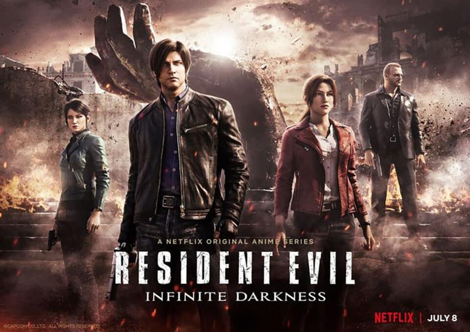 La nueva película de Resident Evil y Netflix ya tiene fecha ¡Y tráiler!