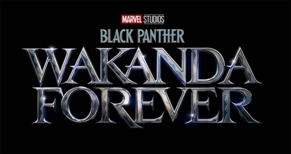 Reveal the spectacular official title of Black Panther 2
