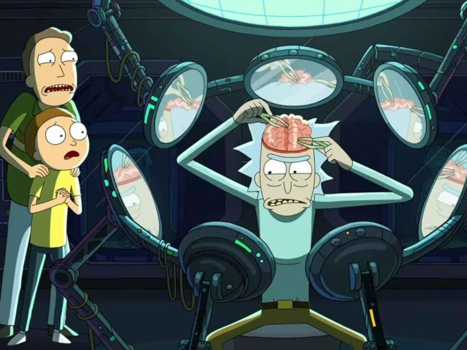 Rick y Morty presenta el divertido y loco tráiler de la quinta temporada