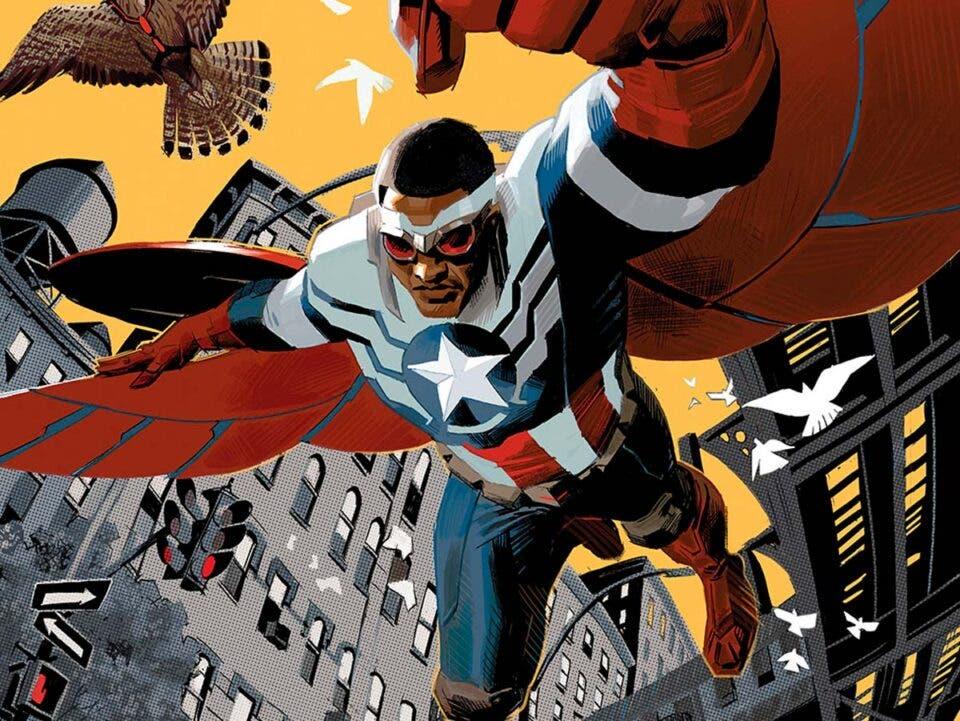 Sam Wilson: Captain America 1