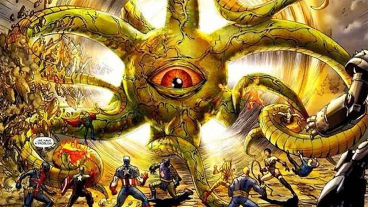 Filtran el gran villano de Doctor Strange y el multiverso de la locura