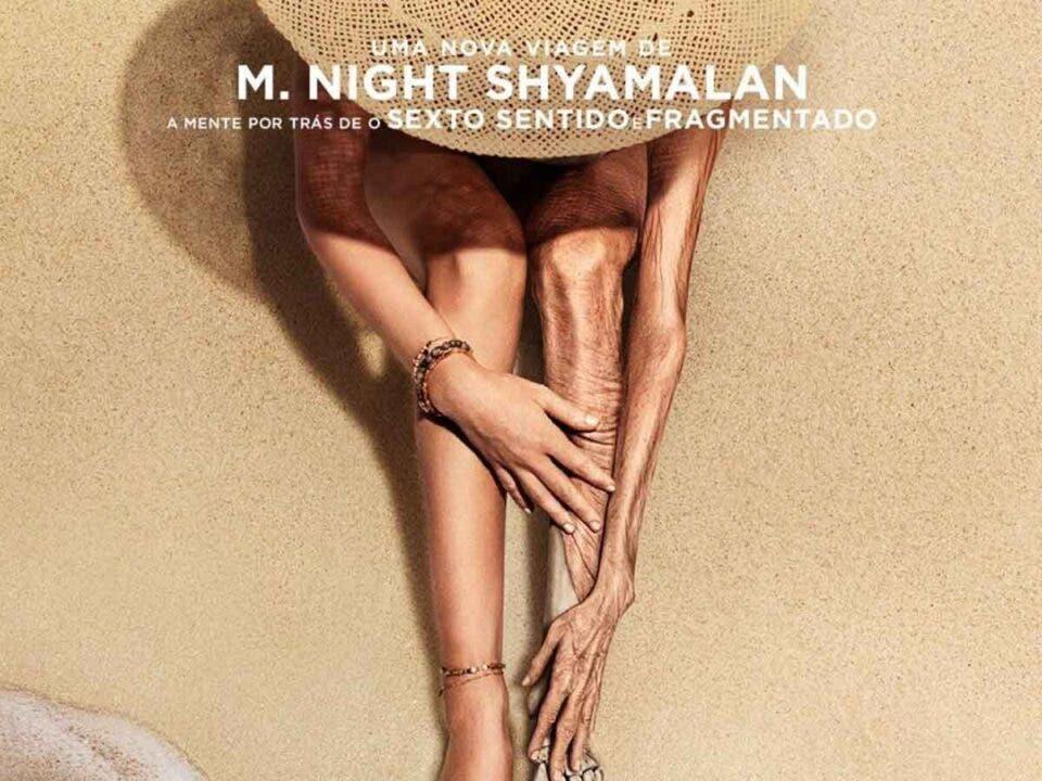 Terrorífico tráiler de Tiempo, lo nuevo de M. Night Shyamalan