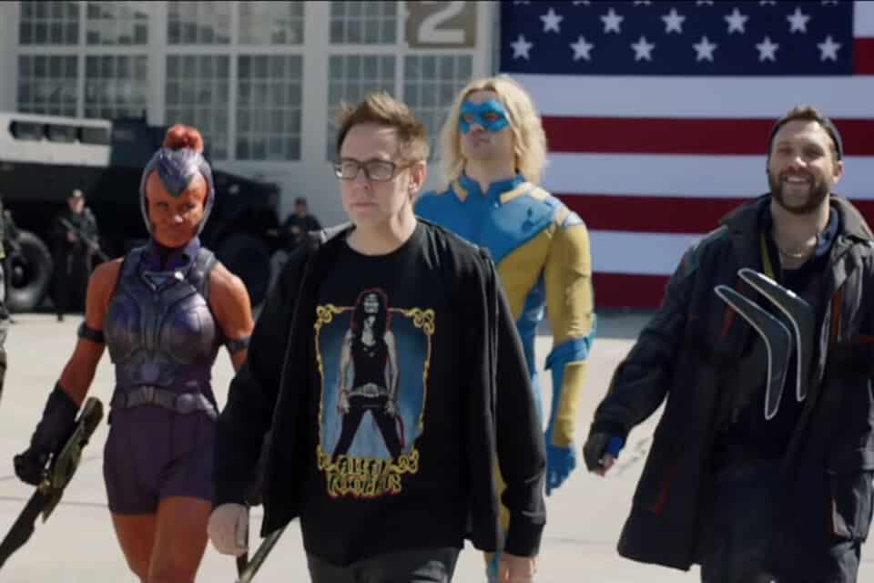 James Gunn aumenta la expectativa por The Suicide Squad ¡Esto dijo!