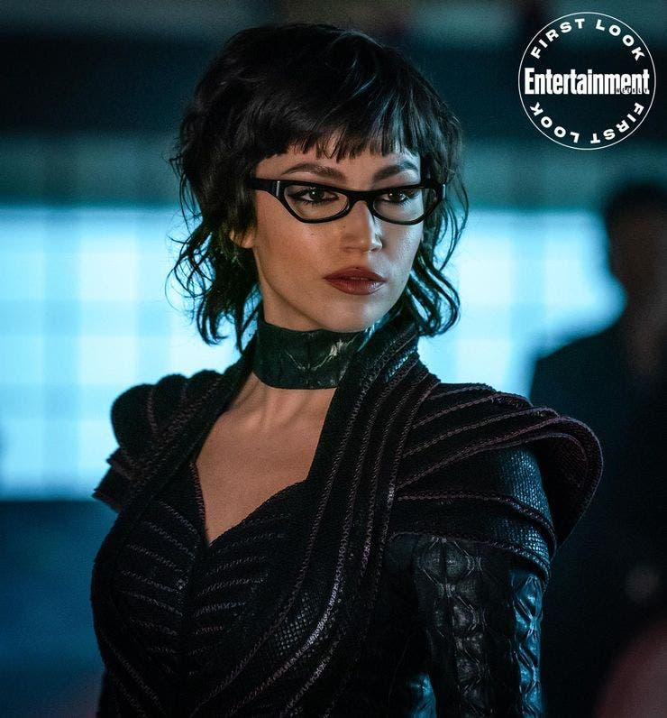 Ursula Corbero as The Baroness in Snake Eyes Movie