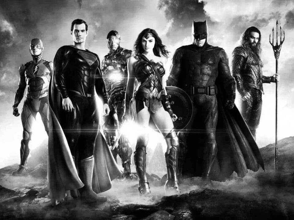 Warner Bros tapa el gran éxito de Liga de la Justicia de Zack Snyder