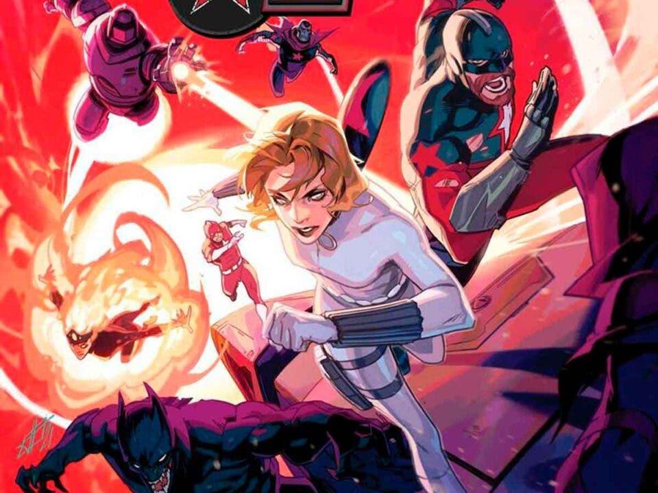 La versión rusa de los Vengadores de Marvel ya está aquí