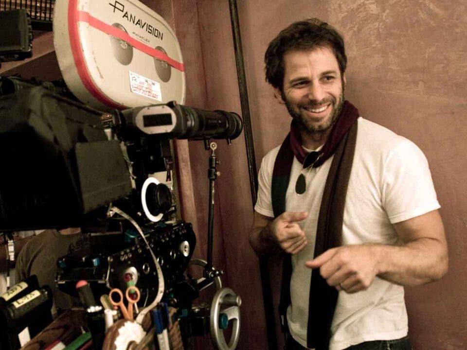 Zack Snyder enseña cine en YouTube