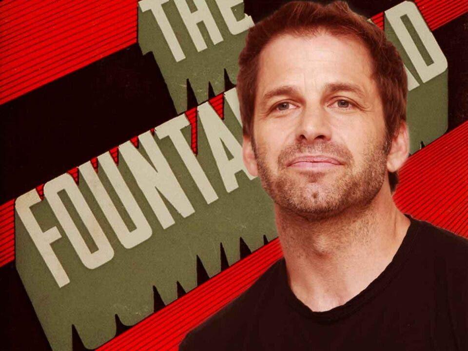 Zack Snyder no se atreve con la adaptación de El Manantial