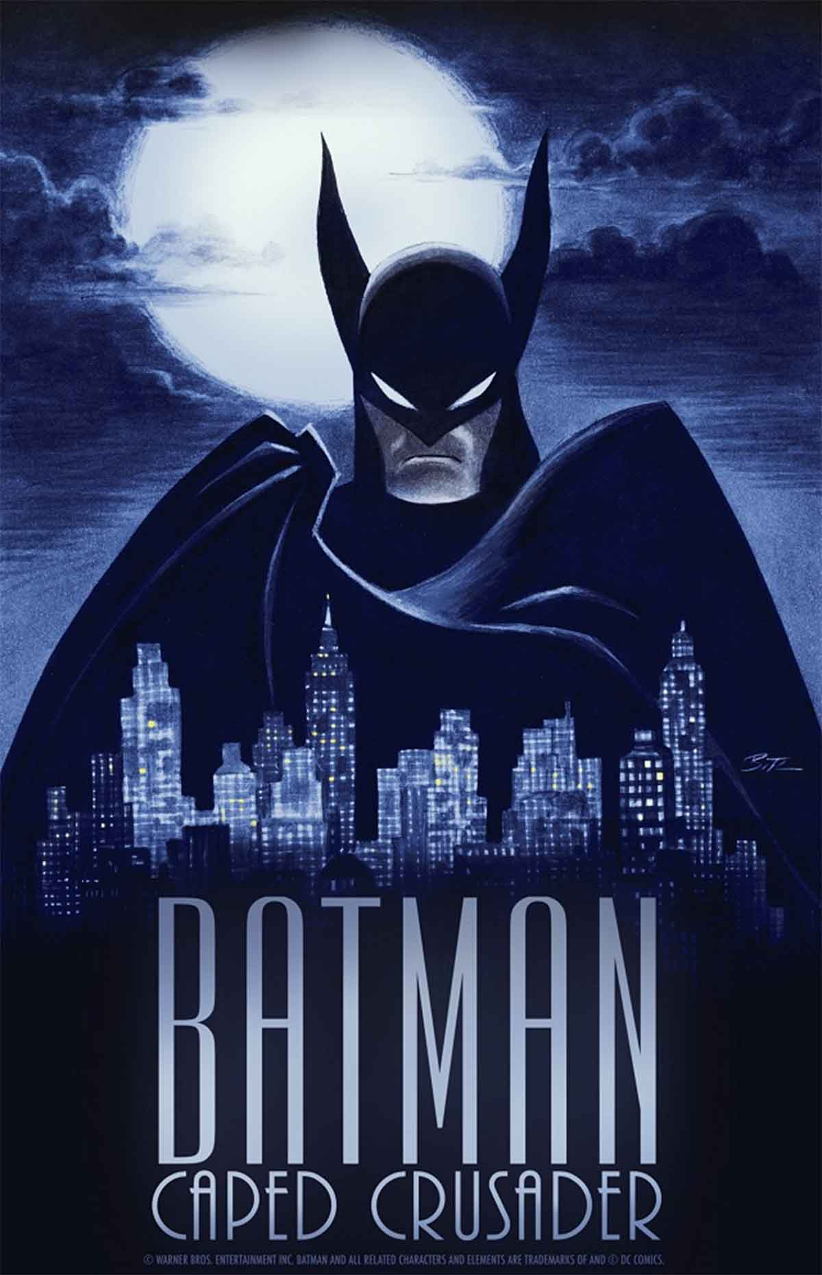 They will make a spectacular Batman animation series