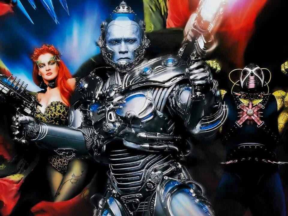 ¿Por qué Arnold Schwarzenegger interpretó a Mr. Freeze en Batman y Robin?