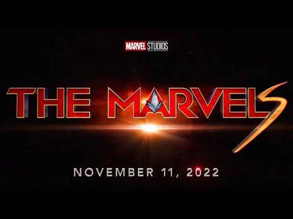 The Marvels: A los fans les encanta el titulo oficial de Capitana Marvel 2