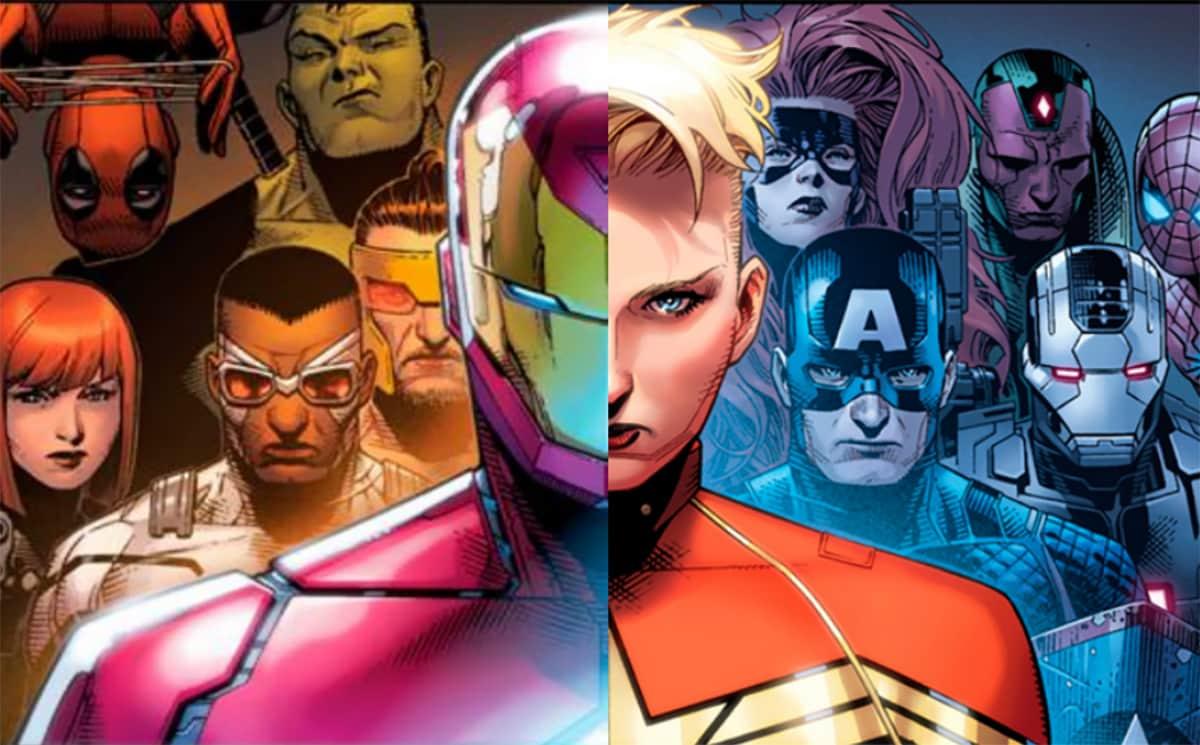 Skrulls, guerra civil y más películas: Planes para el nuevo Capitán América