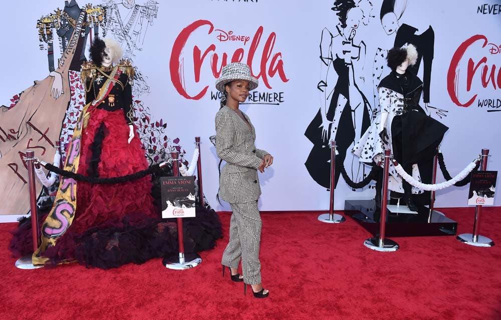 Premier mundial de Cruella