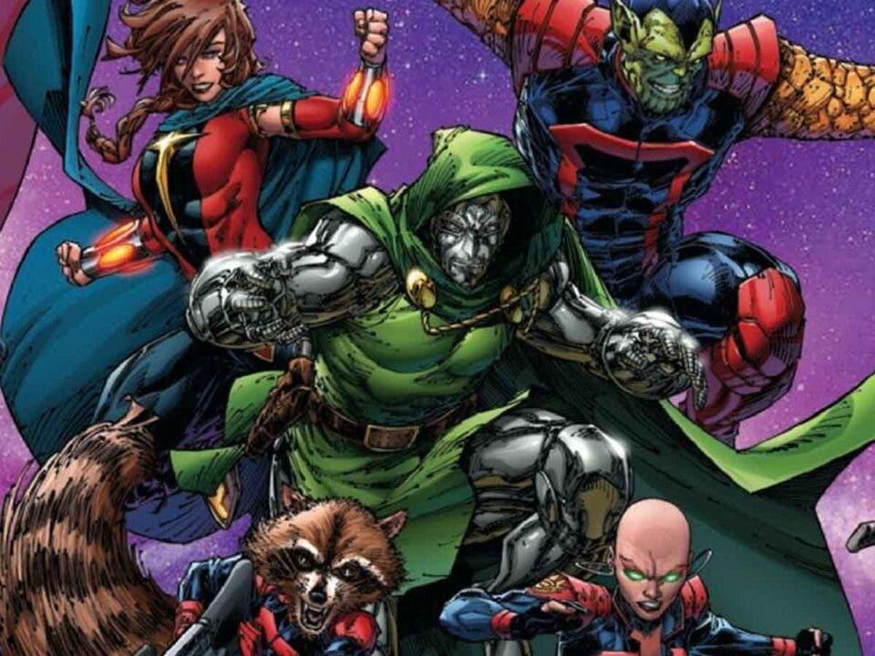 Motivo por el que Doctor Doom se une a los Guardianes de la Galaxia