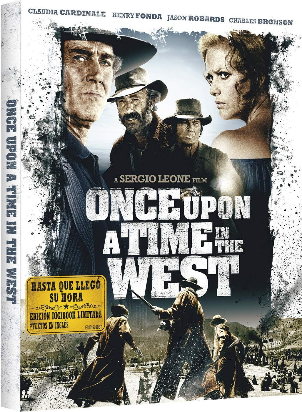 Until His Time: Blu-Ray Digibook