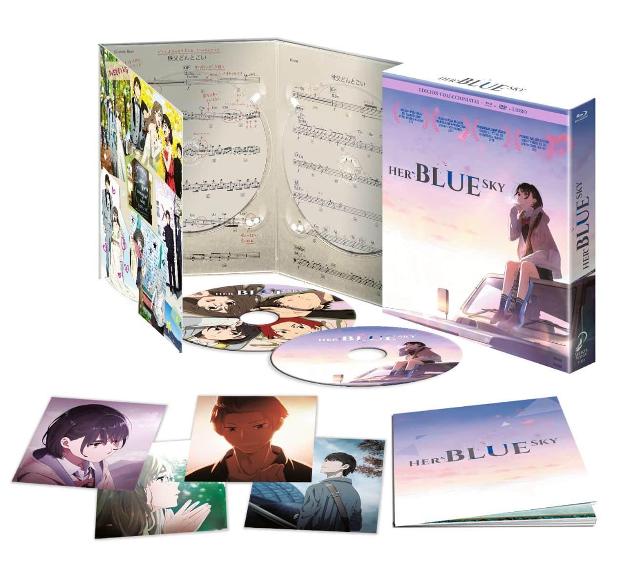 Her Blue Sky: Edición coleccionista Blue-ray