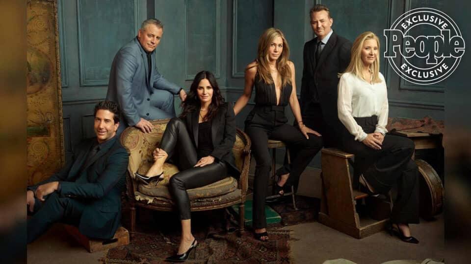 ¡Increíble! Este es el tráiler de la Reunión de Friends de HBO Max