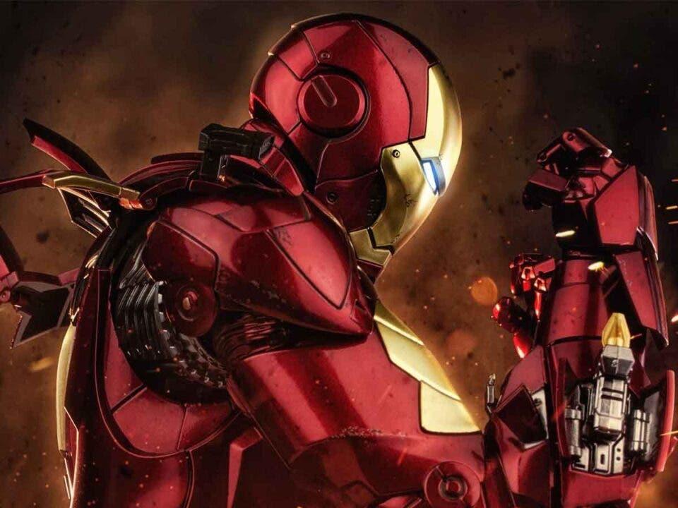 Filtran que Iron Man podría estar en una película de Marvel Studios de 2021
