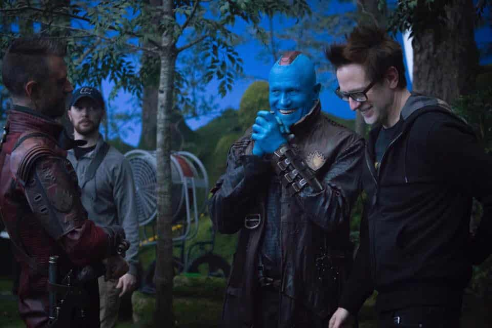 "¿James Gunn está confundido? ""Nunca digas nunca"", afirmó"
