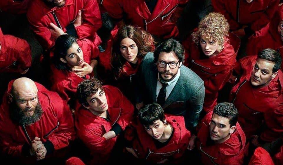 La casa de papel: ¡Primera foto del reparto en la última temporada!