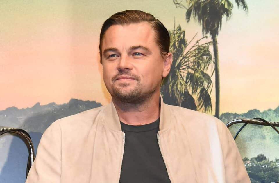 Primera imagen de Leonardo DiCaprio en lo nuevo de Martin Scorsese