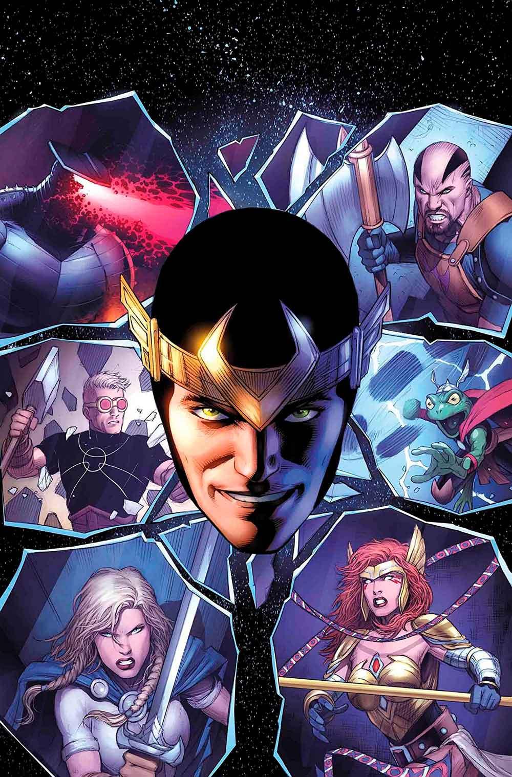 Loki Asgardians of the Galaxy