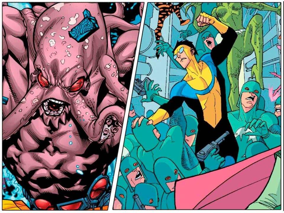 Invencible: Los 10 villanos más aterradores que están por llegar