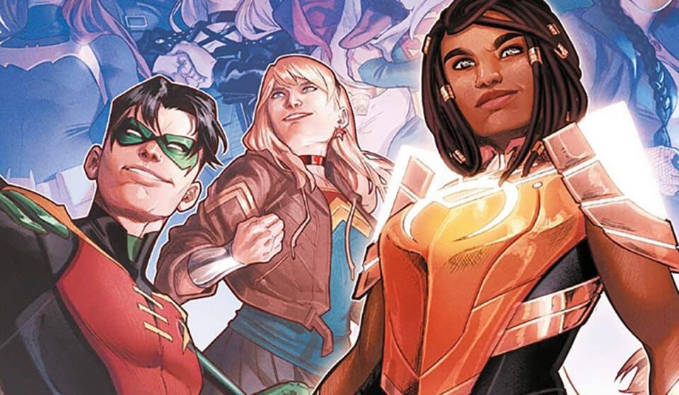 The CW ya confirmó una nueva serie de DC Comics
