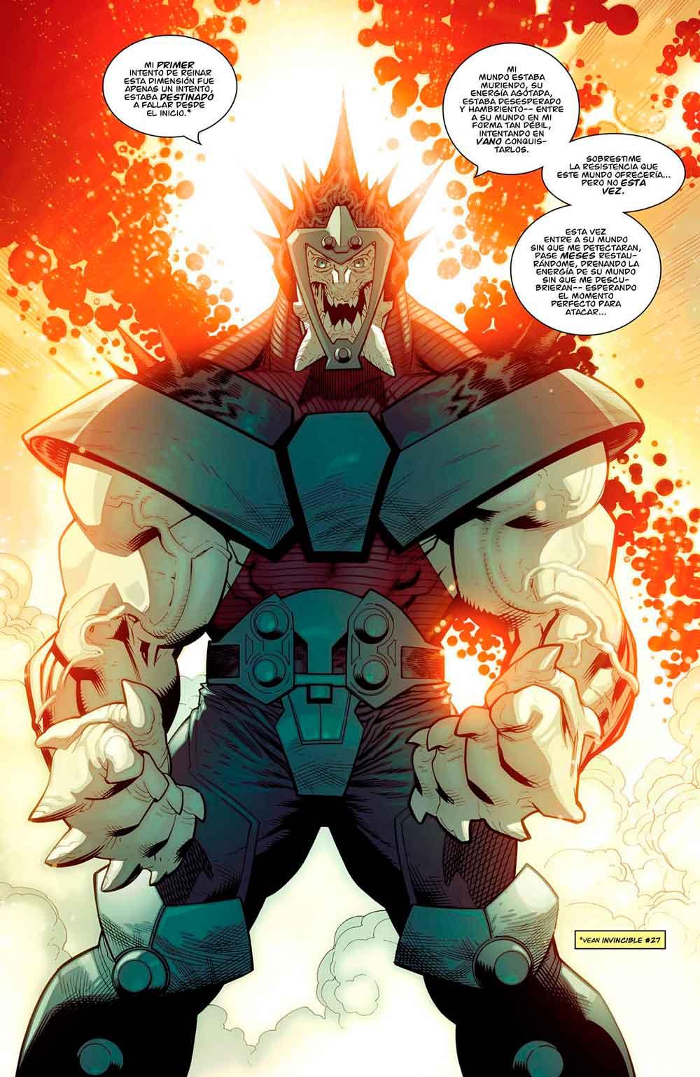 omnipotus: Invencible: Los 10 villanos más aterradores que están por llegar