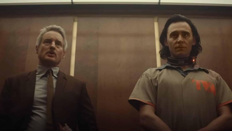 owen wilson is M Mobius in Loki