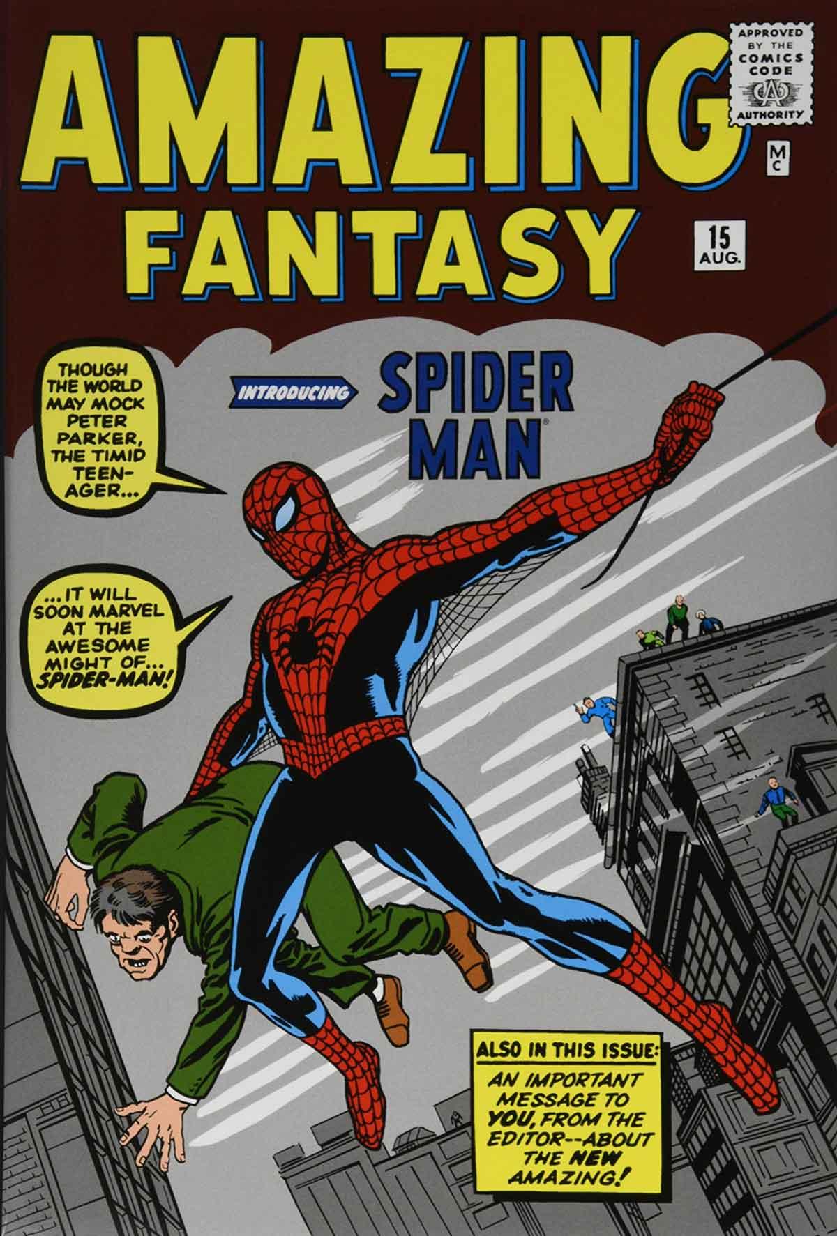 Así nació la idea de Spider-Man, contado por Stan Lee