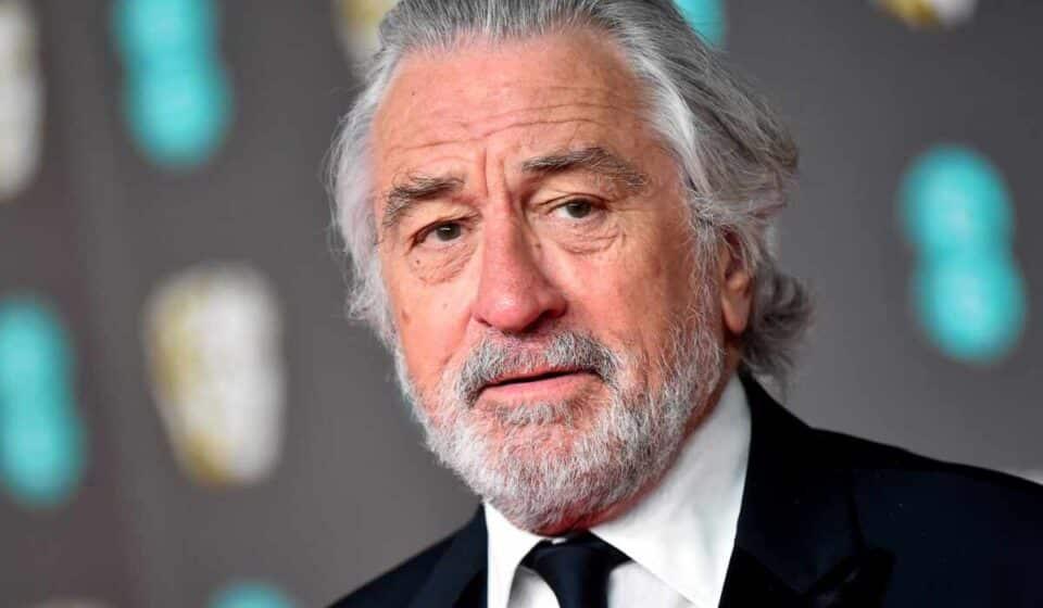 Robert De Niro sufrió un fuerte accidente