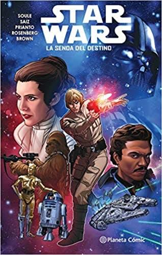 Star Wars. La senda del destino Nº 1