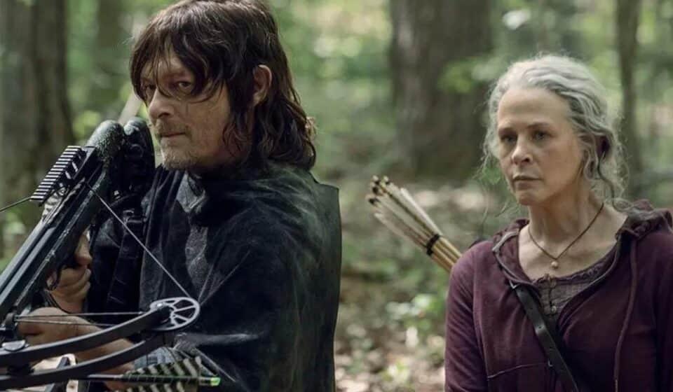 """La última temporada de The Walking Dead será """"oscura y brutal"""""""