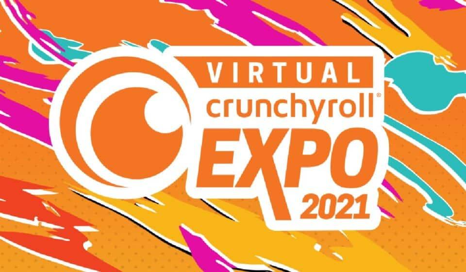 La Virtual Crunchyroll Expo 2021 anunció a sus primeros invitados